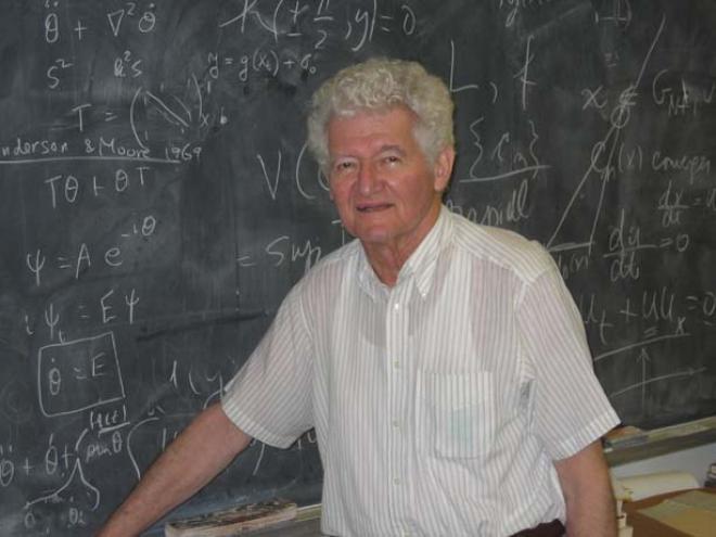 ২০০৫ সালে অ্যাবেল পুরষ্কার লাভ করেন হাঙ্গেরীয় মার্কিন গণিতবিদ পিটার ডি. ল্যাক্স