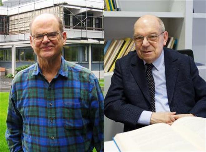 ২০০৮ সালে যৌথভাবে অ্যাবেল পুরষ্কার লাভ করেন মার্কিন গণিতবিদ জন গ্রিগস থমসন এবং ফরাসী গণিতবিদ জ্যাকেস টিটস
