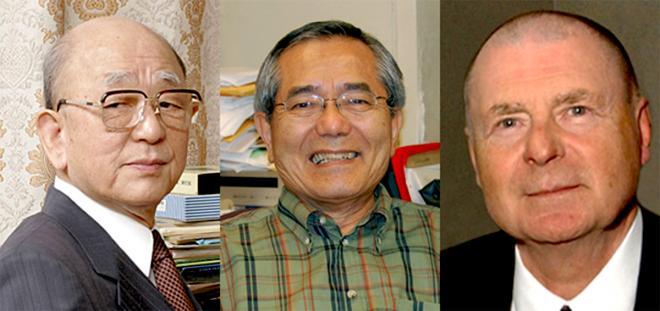 ২০১০ সালে রসায়নে যৌথভাবে নোবেল পেয়েছেন রিচার্ড এফ. হেক, এই-ইচি নেগিশি ও আকিরা সুজুকি