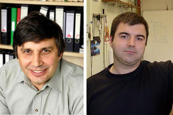 ২০১০ সালে পদার্থবিদ্যায় যৌথভাবে নোবেল পেয়েছেন আঁন্দ্রে গেইম এবং কনস্ট্যানটিন নভোসেলভ